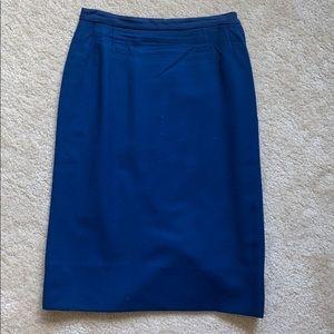 Vintage wool Pendleton skirt